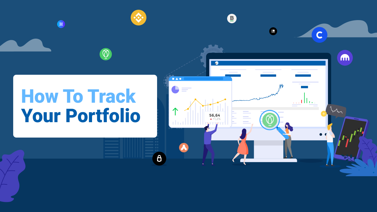 5 Reasons Why a Crypto Trader Needs a Portfolio Tracker
